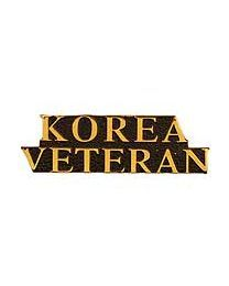 PIN - KOREA VETERAN