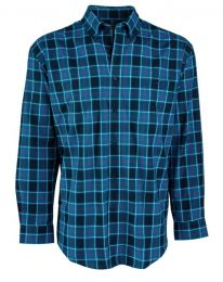 MILITARY TARTAN - LONG SLEEVE SHIRT (AVAILABLE IN ALL BRANCHES)